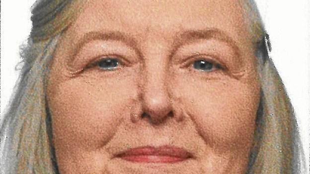 Synnøve Jensen - fylder 70 år. Privatfoto