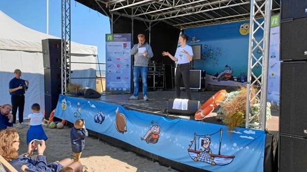 NaturFan blev nemlig lanceret fredag på Naturmødet i samarbejde med Friluftsrådet og anført af Sebastian Klein. PR-foto