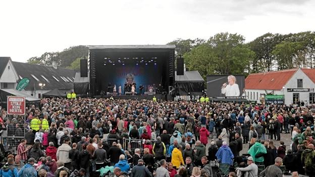 Der var i den grad dømt ROCK I FREDERIKSHAVN 2019. Foto: Peter Jørgensen Peter Jørgensen