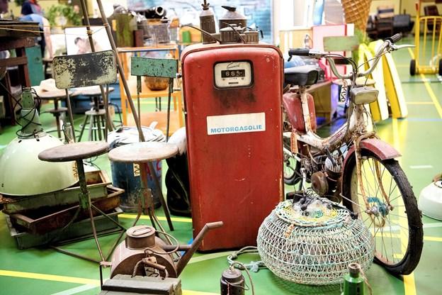 Vintage Deluxe Marked er en skønsom blanding af møbler, design og tøj - alt sammen i luksusklassen.