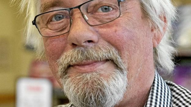 Pall Isaksson: - Nej, jeg tror kun det er en fordel, at udlændinge opkøber danske sommerhuse. Det skaber liv i områder, hvor husene ellers står tomme. Foto: Allan Mortensen