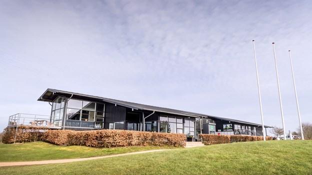 Brønderslev Golfklub har en Golfcafé, som serverer mad og laver mad ud af huset til alle, ikke kun golfspillere. Foto: Torben Hansen Torben Hansen