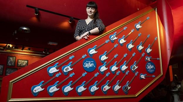 Det er første år, Malene Nielsen står i spidsen for Band Battle, som hun mener, tilføjer liv til Aalborg og giver plads til talent. Foto: Lasse Sand