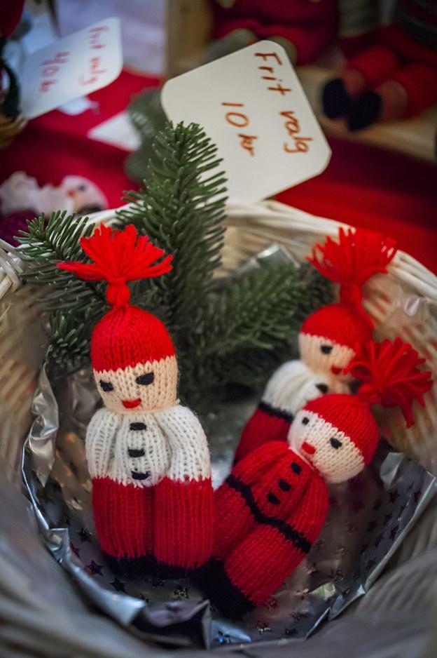 Der vil være masser af nisser at finde til årets julemarkeder. Arkivfoto: Martin Damgård