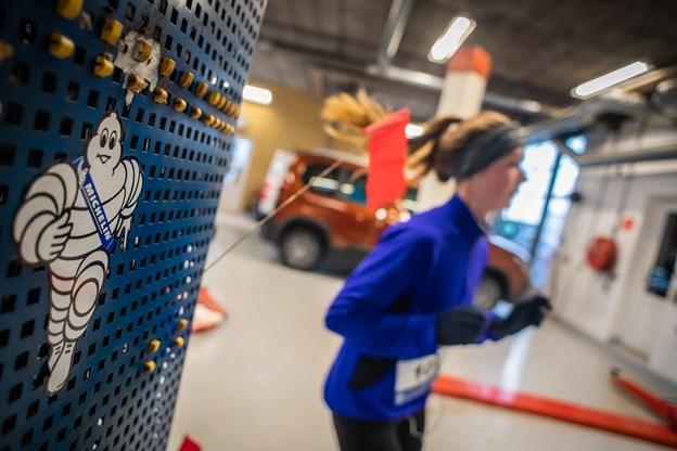 Michelinmaden var også i topform. Foto: Martin Damgård Martin Damgård