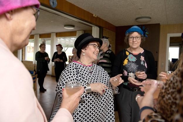 Hattefest i Hallund. Foto: Henrik Louis HENRIK LOUIS