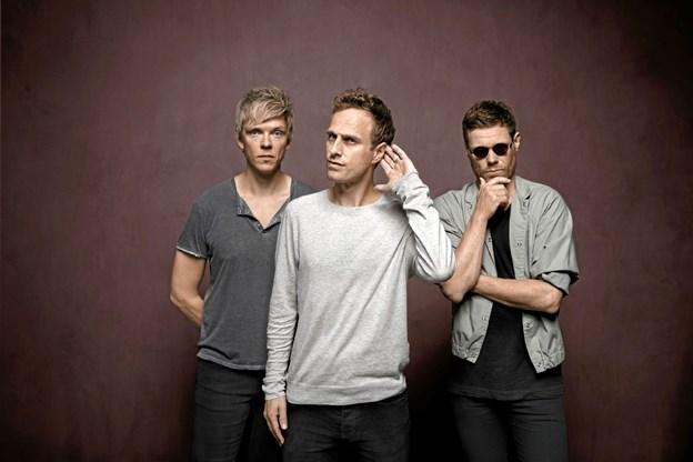 Fredag 22. februar er det landets nye superband Folkeklubben der besøger Thisted Musikteater. Foto: Kristian Holm. Foto: Ole Iversen Ole Iversen