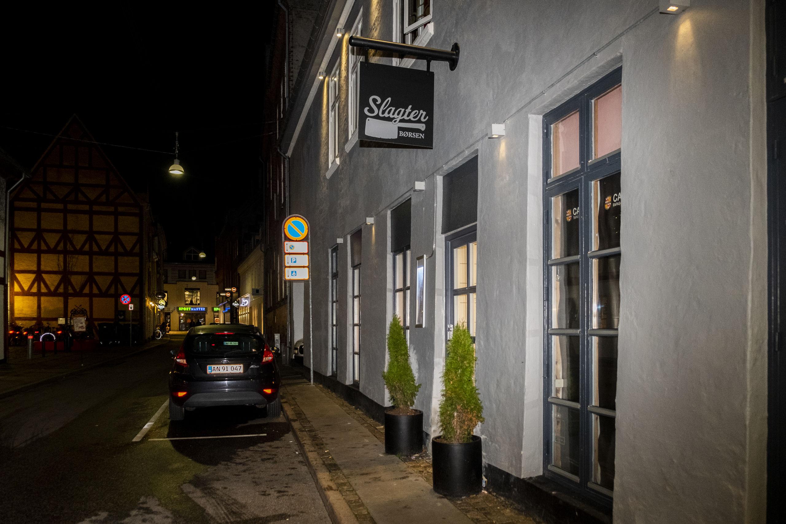 Man finder CANblau og Slagterbørsen på adressen Ved Stranden 5, hvor de begge er samlet under ét tag. Foto: Lasse Sand