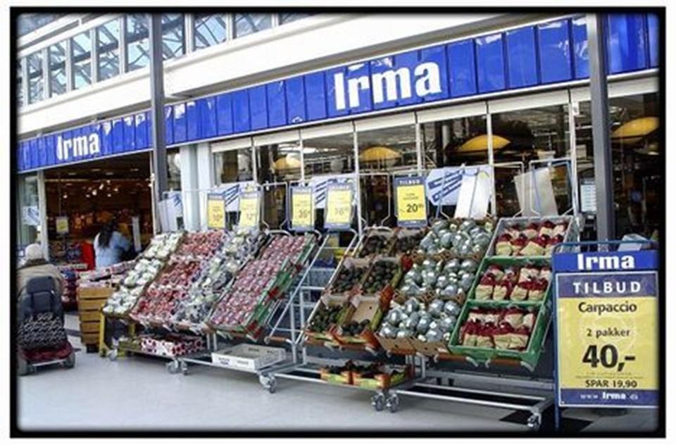 0163c527928 Irma åbner i Århus og Odense i april 2008. Men flere butikker er på vej ind  i de større byer i Jylland. Foto: Scanpix