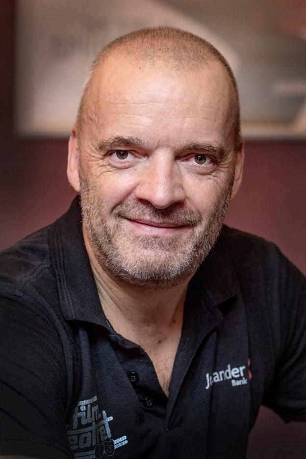 Efter 19 år som daglig leder af Filmteatret stopper Jens-Arne Østergaard til marts. Torben Hansen
