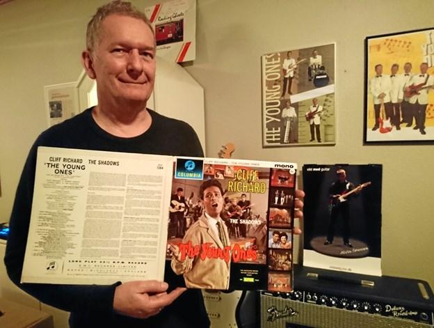 Alvin Kjærsgaard Sørensen tidligere band hed The Young Ones, og her viser han selv, hvad der inspirerede til navnet.