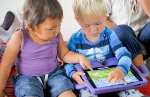 De yngste skal lære om teknologi