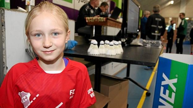 Hele weekenden blev der spillet i DGI-Huset. Foto: Flemming Dahl Jensen Flemming Dahl Jensen