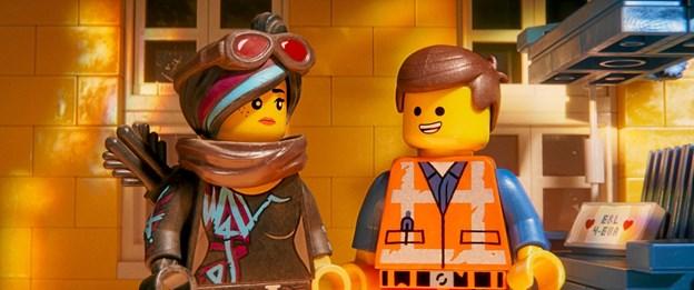 Der er Lego i Kinorevuen. Foto: Presse