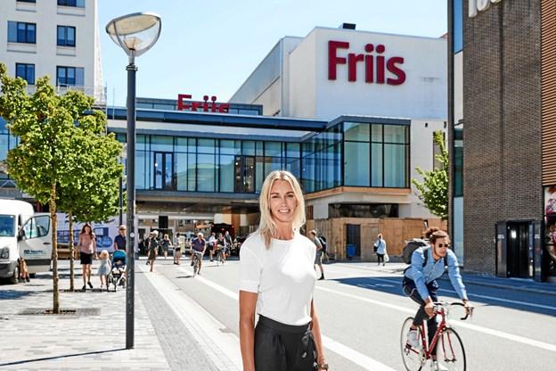 Tina Mikkelsen:  Interessen fra både jobsøgende, kulturinstitutionerne, erhvervslivet og befolkningen generelt har været rørende stor. Privatfoto