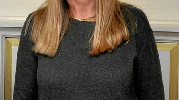 Forretningsfører i Boligselskabet Østvendsyssel, Helle Winther, er på boligselskabets vegne meget glad for, at proceduren frem mod otte almenboliger i Dronninglund nu starter. Foto: Ole Torp