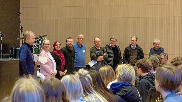 Fotos: Hjørring Gymnasium