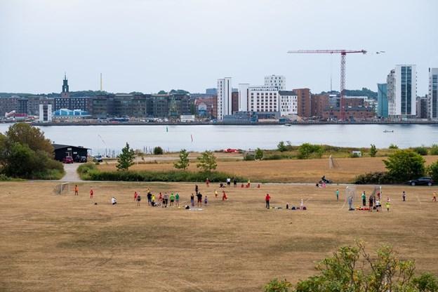 Der var officiel indvielse af området ved Stigsborg Havnefront.