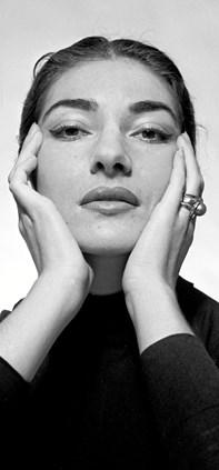 Maria Callas' omtumlede liv