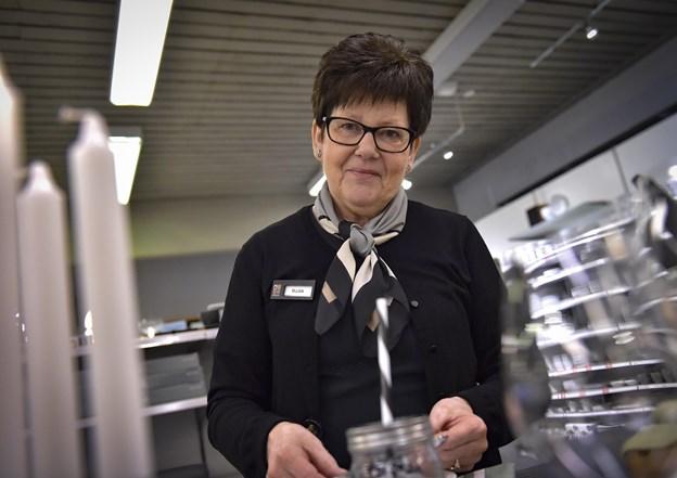 Efter et år som ejer solgte Ellen og Mejner Kristensen i 2007 butikken til kapitalkæden bag Imerco. Herefter fortsatte hun som butikschef. Foto: Ole Iversen