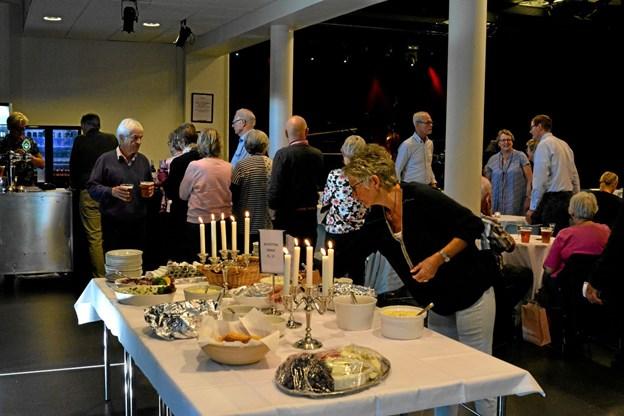 Frokostjazz på Kappelborg har siden begyndelsen i 2017 udviklet sig til at være et tilløbsstykke. Arrangementerne tiltrækker såvel lokale som byens gæster, men har efterhånden også en fast skare, der kommer fra hele Vendsyssel. Privatfoto Privatfoto