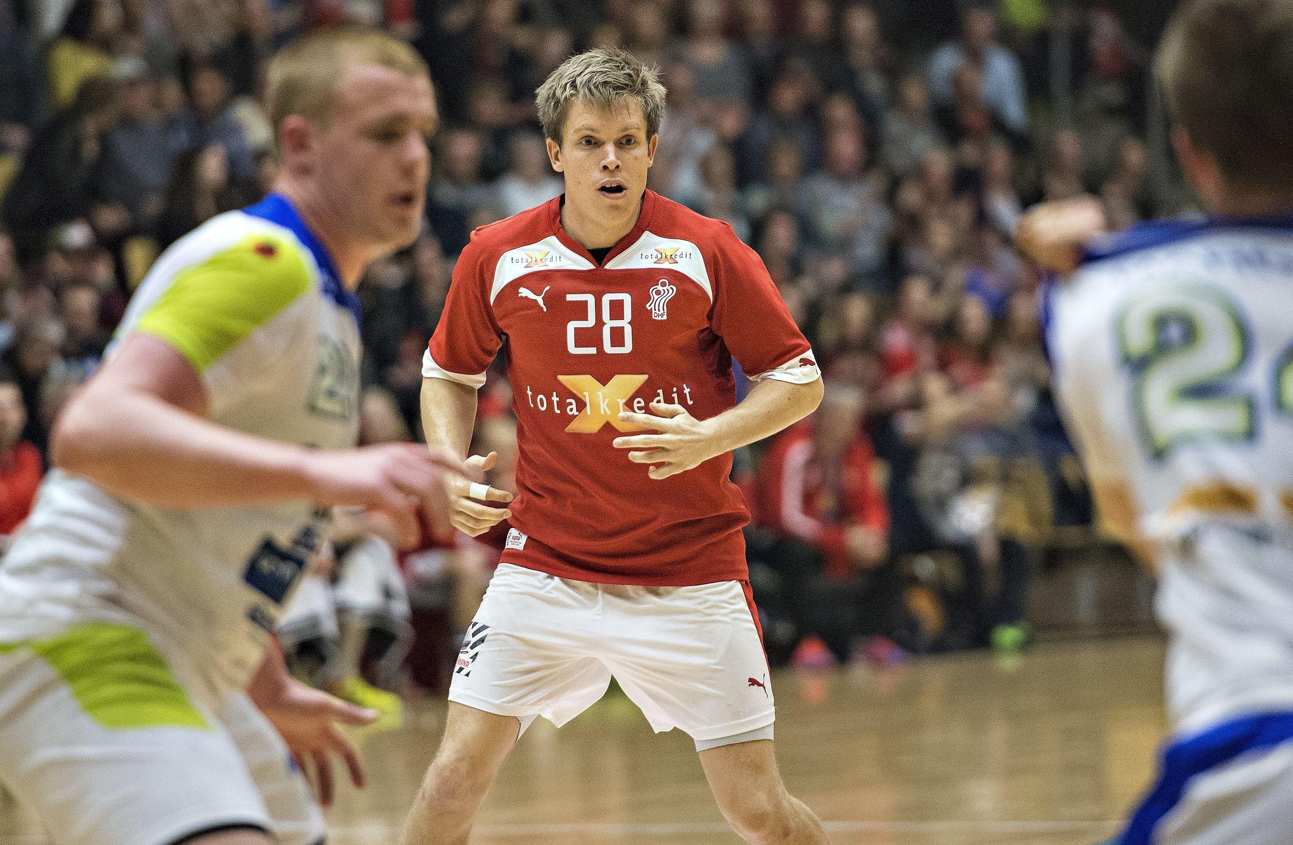 danmark slovenien håndbold