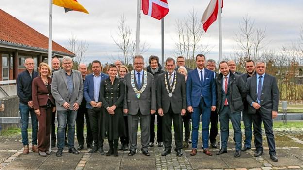 Jammerbugts venskabsbyer i Polen og Tyskland kommer på besøg.Arkivfoto
