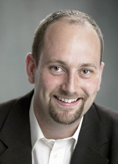 Rasmus Prehn MF, cykelpolitisk ordfører for Socialdemokraterne, Peder Pårs Vej, Aalborg,