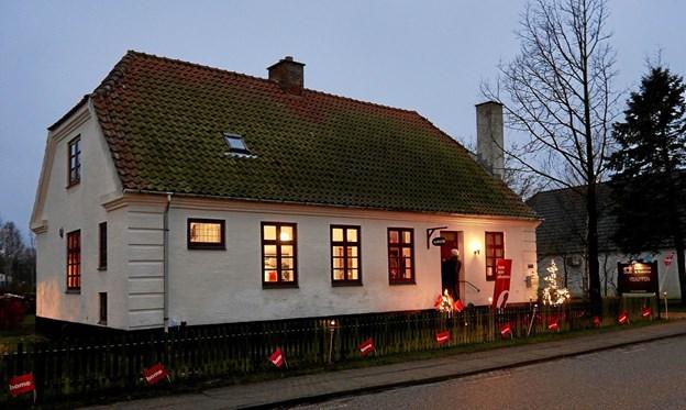 Lørslev cafe og kulturhus får teaterbesøg   Arkivfoto: Niels Helver Niels Helver