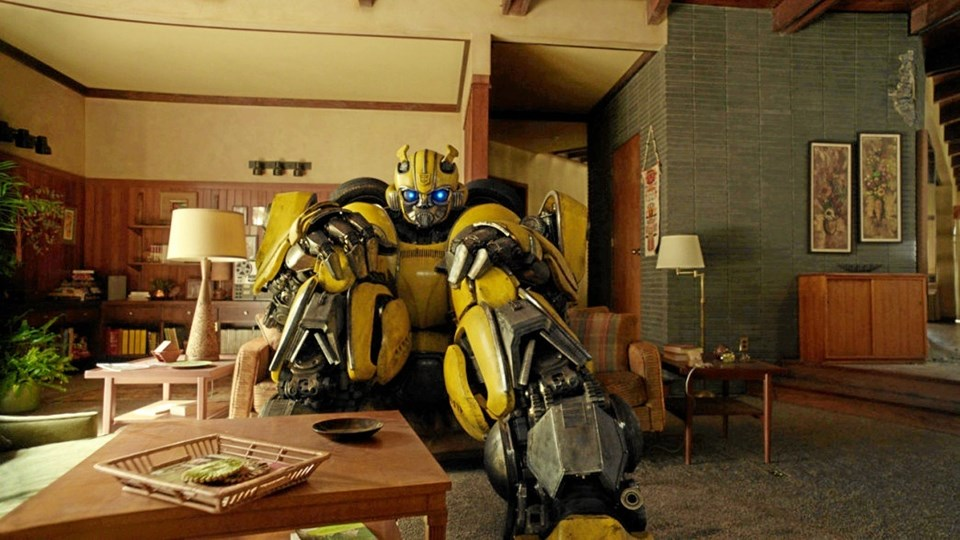 Filmen Bumblebee indtager Løgstør Bio fra starten af den kommende uge.  PR-foto