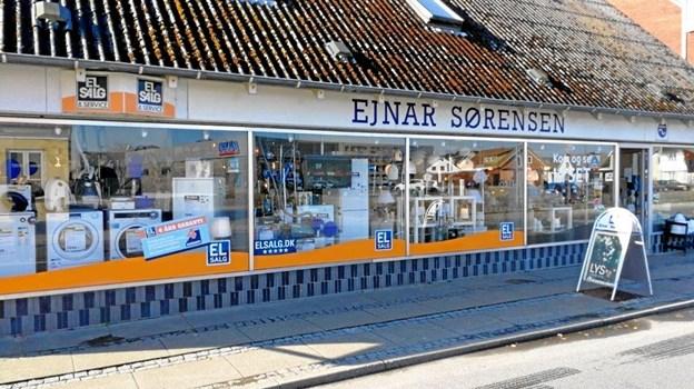 Ejnar Sørensen A/S får nye ejere fra 1. maj. Arkivfoto