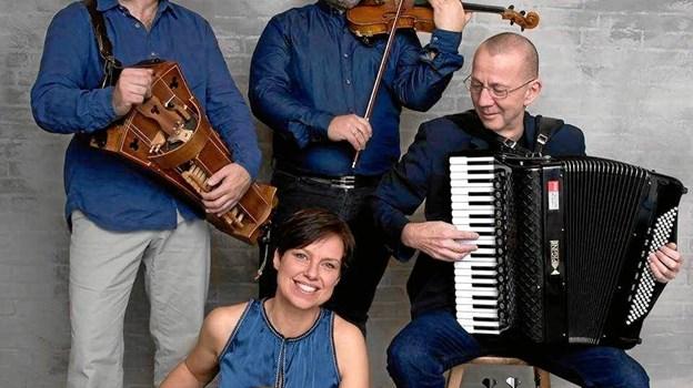Søndag 4. august er der koncert med Nordskær på Den Gamle Station i Hirtshals.