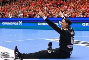 Green rullede gardinet ned i Boxen, da Danmark tog stort skridt nærmere VM-semifinale