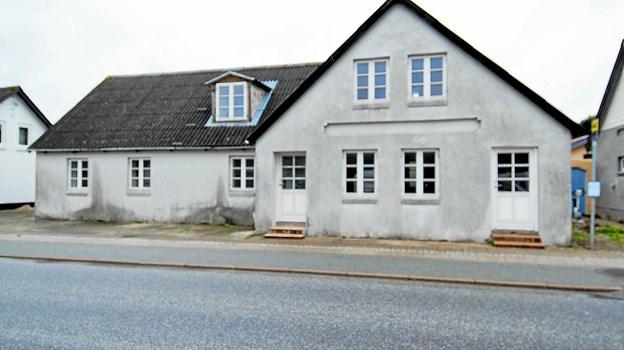 Thorkild Simonsens barndomshjem i Rubjerg som det ser ud i dag. Privatfoto