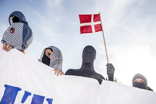 Efter et halvt år med forbud: 12 har fået burka-bøde