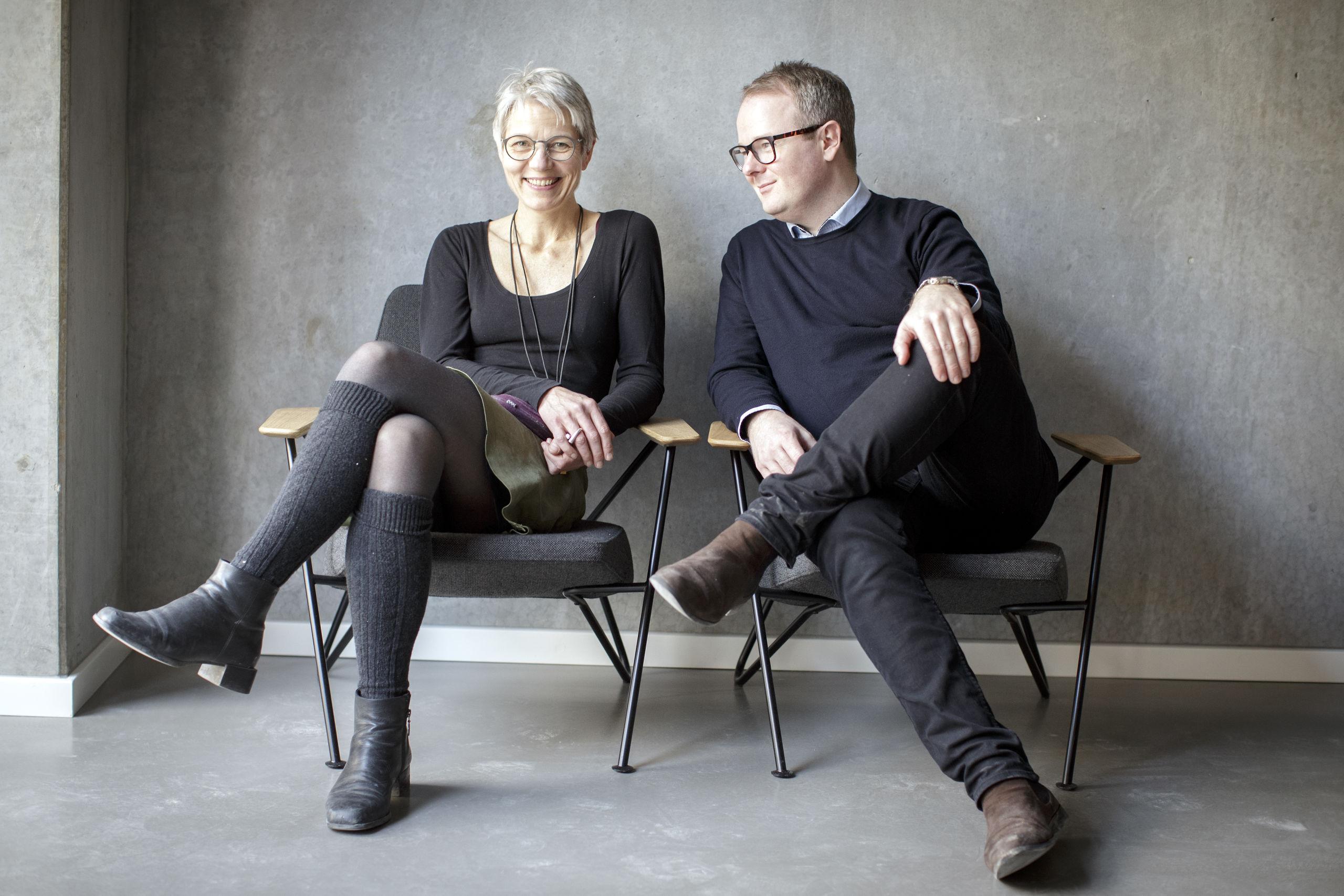 Arkitekt Mette Fredskild har været tovholder på indretningen, hvor der er lagt vægt på naturlige materialer. Foto: Martel Andersen