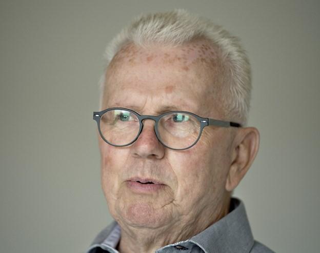 Jens Tofting og Borger 9700 mener, at bæredygtighed er et vigtigt tema. Arkivfoto: Henrik Louis HENRIK LOUIS