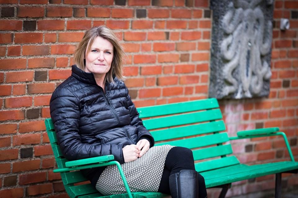 - Det gør mig ked af det, når nogen siger, at de bliver syge af at arbejde i Frederikshavn Kommune, siger borgmester Birgit Hansen. Foto: Kim Dahl Hansen