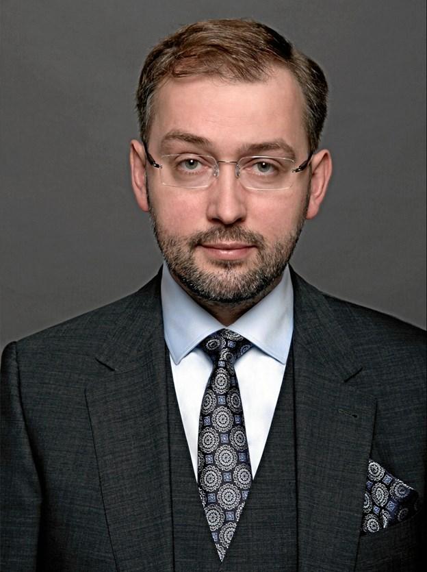 Adam Lenart - giver 24. juli orgelkoncert i Mariager.  ?Privatfoto