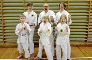 Øland Karate rundede året af