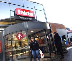 Lejligheder ovenpå Fakta: Ejendom på Mors til salg for 16 mio. kroner