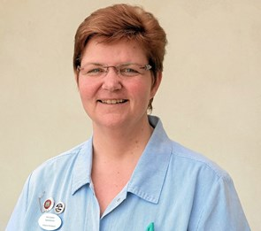 Britta Eckhardt er valgt som kandidat