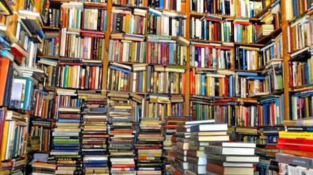 Torsdag 25. oktober præsenterer medlemmer af Østervrå læseklub inspiration til læsning.