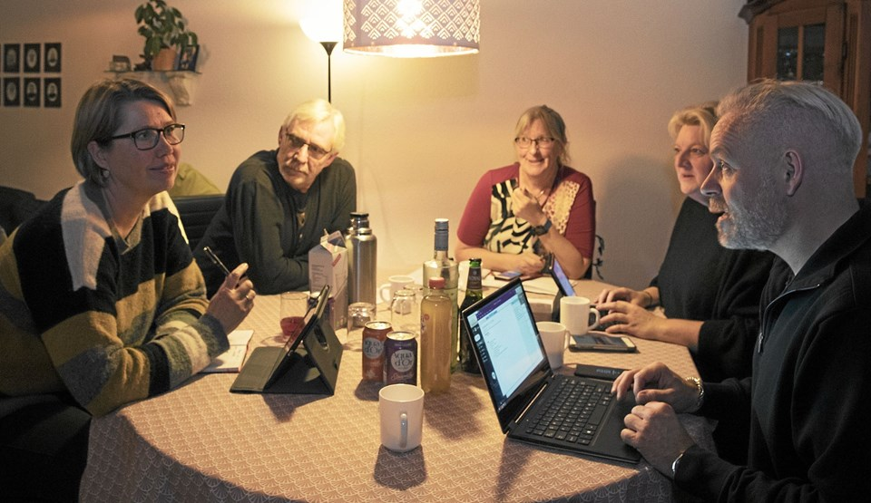 Udvalget bag Fjordfesten i Hals er i gang med planlægningen af en ny udgave i 2019. ?Foto: Allan Mortensen