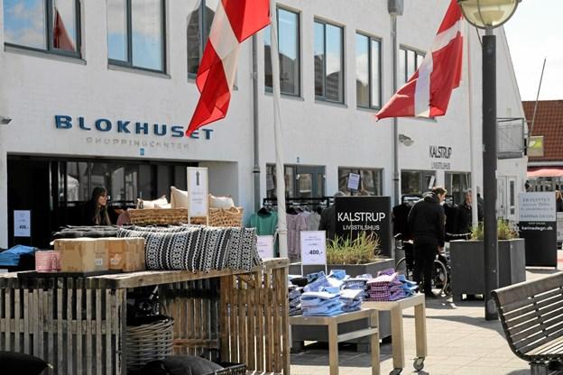 Den nye afdeling åbnede lørdag 13. april. Foto: Flemming Dahl Jensen