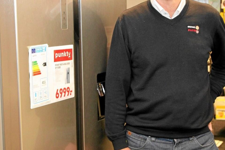 Hos Expert/Punkt 1 i Brovst er der et stort udvalg. Foto: Flemming Dahl Jensen Flemming Dahl Jensen