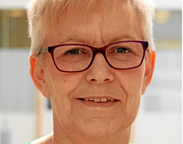 Bente Gade har 40 års jubilæum hos Landbo Nord.Privatfoto