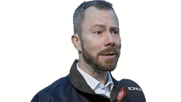 Jakob Ellemann-Jensen gæster Knudseje.Arkivfoto