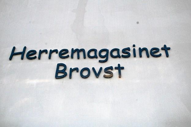 Herremagasinet i Brovst er utrolig godt for byen. Foto: Flemming Dahl Jensen Flemming Dahl Jensen