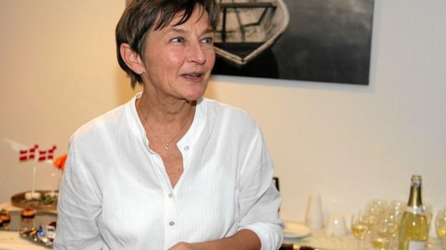 Gitte Røge har i mange år været en del af ledergruppen. ?Foto: Flemming Dahl Jensen